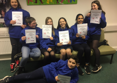 certificatesYW